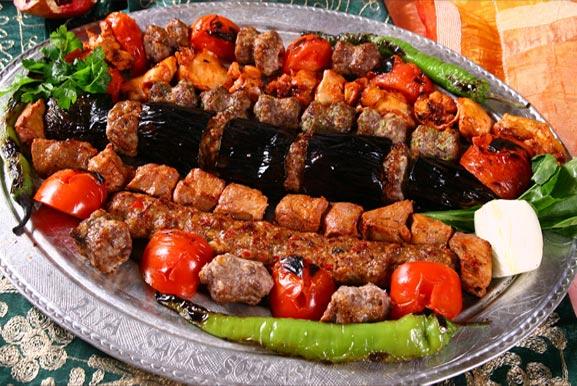 Türkiye'de Yapılan Bazı Kebap Çeşitleri