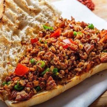 Beşiktaş Kokoreççi Tekin Usta