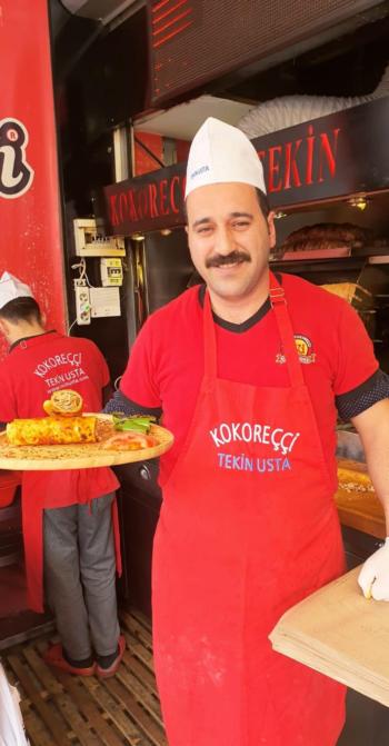 İstanbulun En İyi Kokoreçcisi